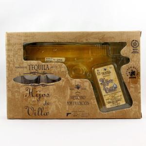 Hijos de Villa Reposado Tequila Pistol