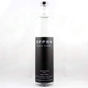 Effen Black Cherry Flavored Vodka