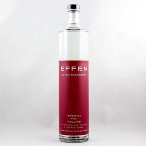 Effen Dutch Raspberry Flavored Vodka