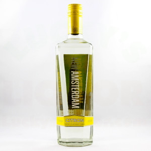 New Amsterdam Citron Flavored Vodka