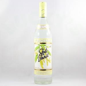 Stolichnaya Vanil Flavored Vodka