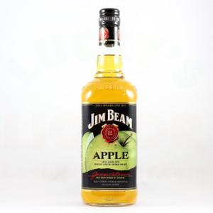 Jim Beam Apple Flavored Bourbon Whiskey