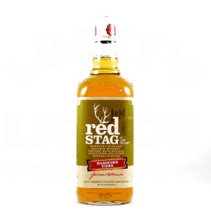Jim Beam Red Stag Hardcore Cider Flavored Whiskey