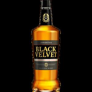 Black Velvet Blended Canadian Whisky