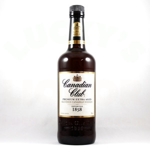 Canadian Club - Blended Canadian Whisky