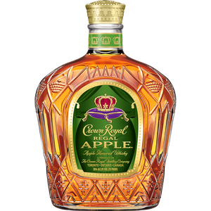Crown Royal - Regal Apple - Flavored Canadian Whiskey