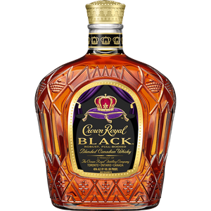 Crown Royal Black - Blended Canadian Whisky