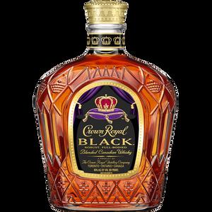 Crown Royal Black - Blended Canadian Whisky