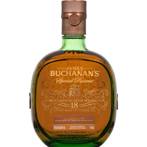 Buchanan's 18 Year Blended Scotch Whisky