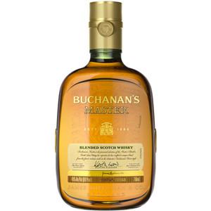 Buchanan's Master Blended Scotch Whisky