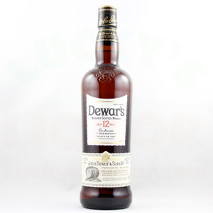 Dewar's - 12 Year - Blended Scotch Whisky