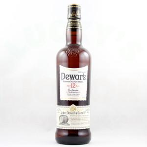 Dewar's - 12 Year - Blended Scotch Whisky