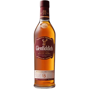 Glenfiddich - 15 Year - Single Malt Scotch Whisky
