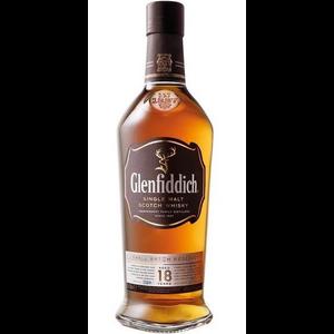 Glenfiddich 18 Year Single Malt Scotch Whisky