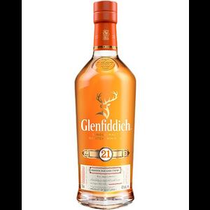 Glenfiddich - 21 Year Single Malt Scotch Whisky