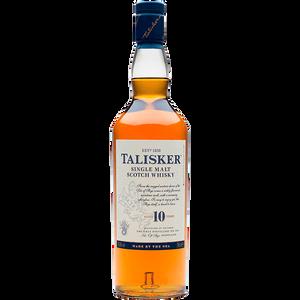 Talisker 10 Year - Single Malt Scotch Whisky