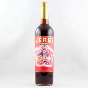 La Lupe Jerez Mexican Wine
