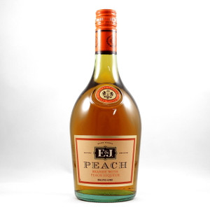 E&J Peach Flavored Brandy