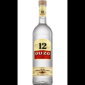 12 - Ouzo