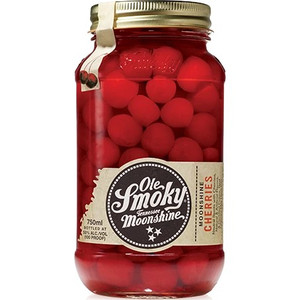 Ole Smoky Cherries Tennessee Moonshine