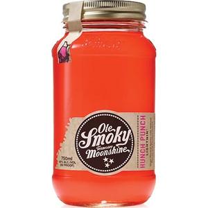 Ole Smoky Hunch Punch Lightnin' Tennessee Moonshine