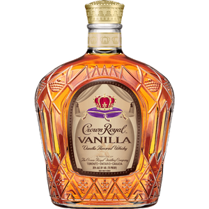 Crown Royal Vanilla - Flavored Blended Canadian Whisky