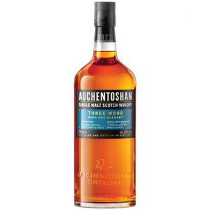 Auchentoshan Three Wood - Single Malt Scotch Whisky