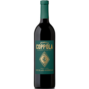 Francis Coppola Diamond Collection - Green Label Syrah - Shiraz
