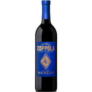 Francis Coppola Diamond Collection - Blue Label Merlot