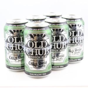 Oskar Blues Brewery - Old Chub Scotch Ale