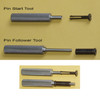 MG34/42 Trigger Housing Pin Tools (Stainless)