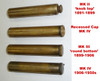 SMLE MK IV Brass Oiler - EFD markings