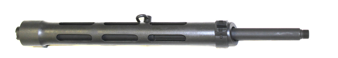 """Shown with 16"""" 9mm barrel"""