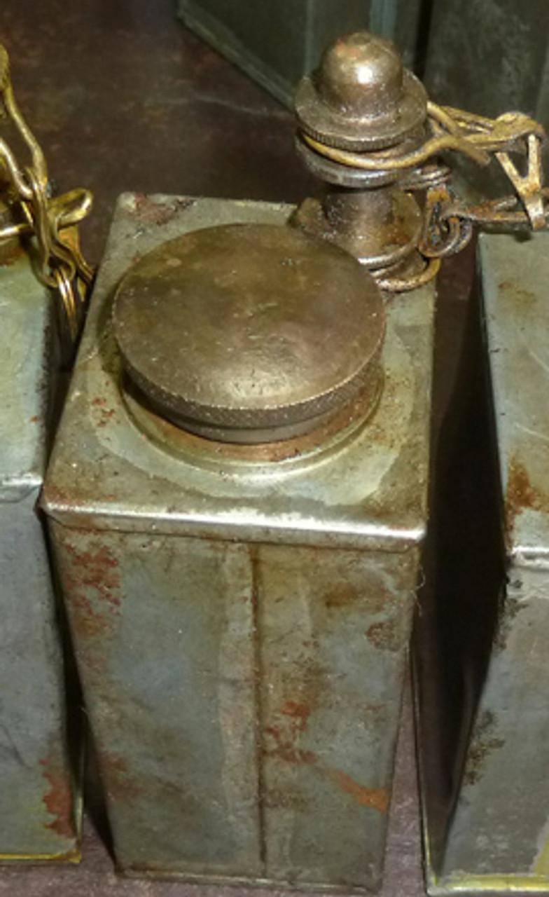 Vickers Oil Can Mk.2 Half Pint