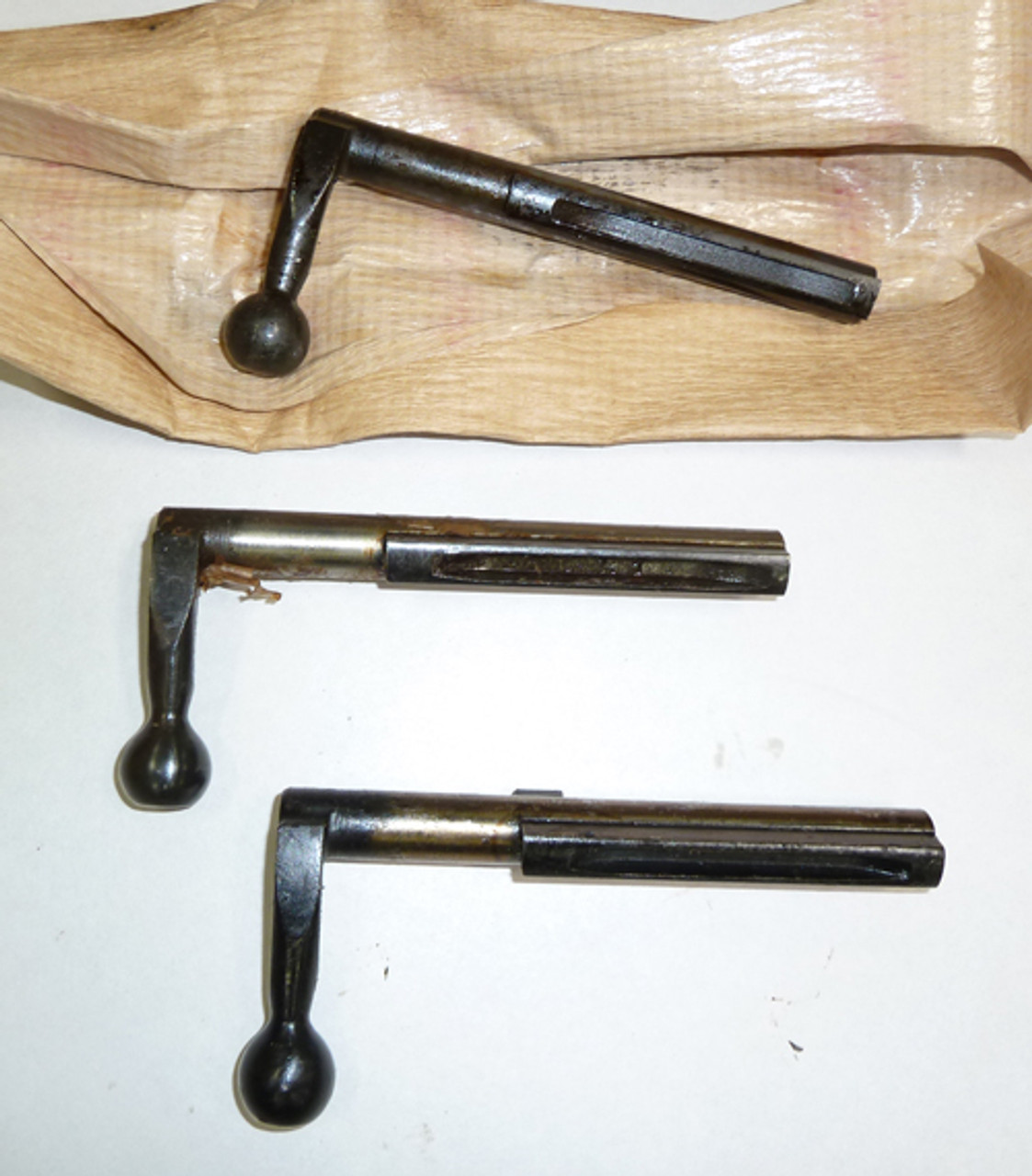 60 BOLT Body, No4 Mk1 - Used,  first variation - solid knob