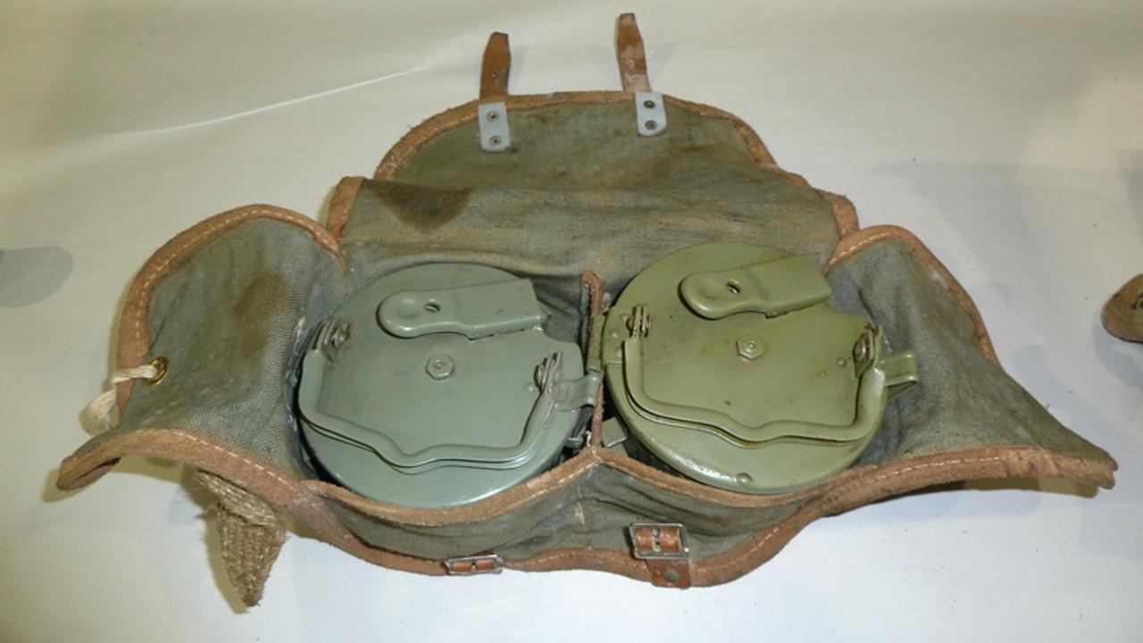 Yugo Belt Drum Set with Soft Canvas Carrier