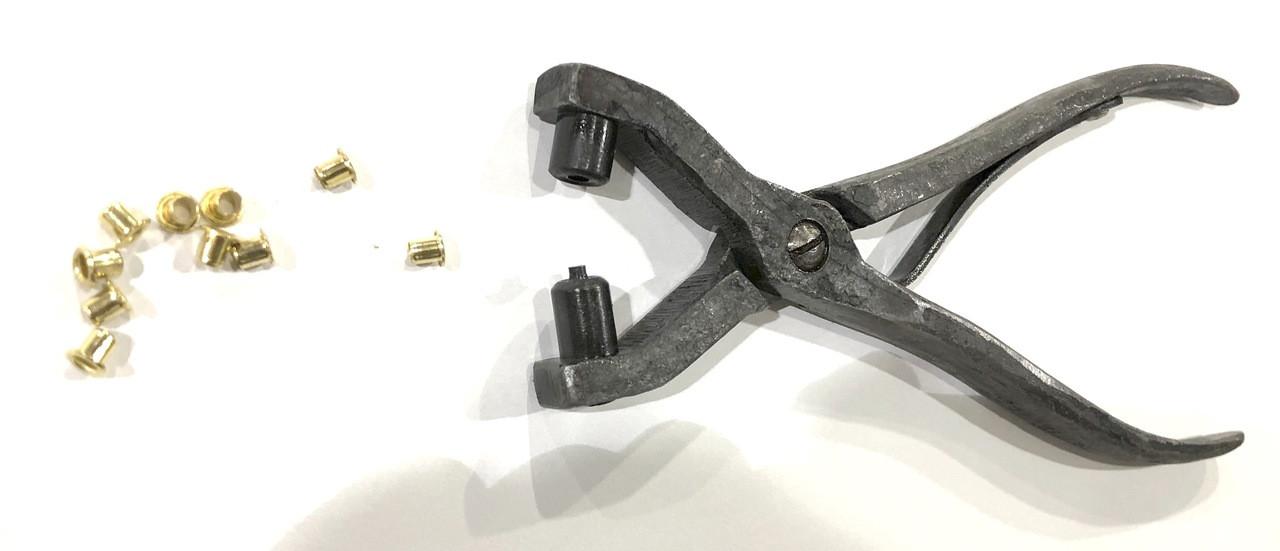 Belt Repairing Tool (pliers) with 10 Rivets