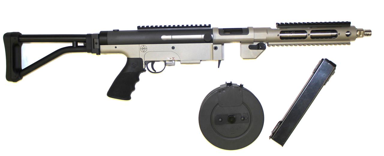Stemple Takedown Gun (STG)  U9