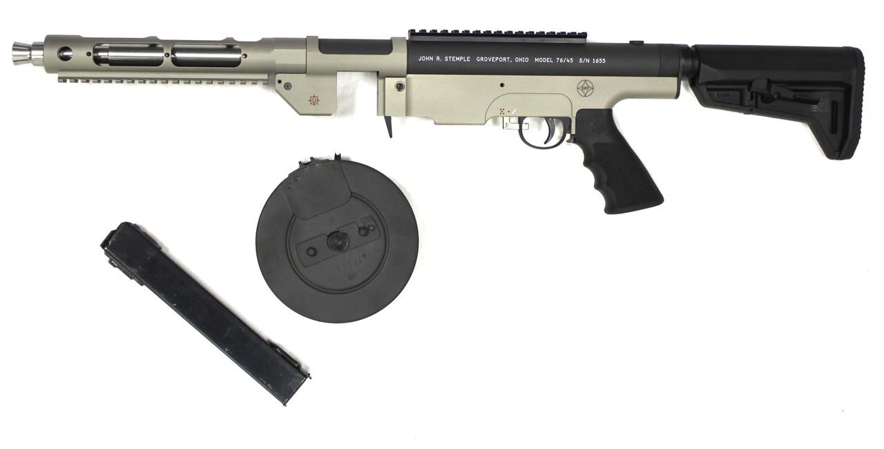 Stemple Takedown Gun (STG)  U9 Slow Fire (SF) - Adjustable Bolt System
