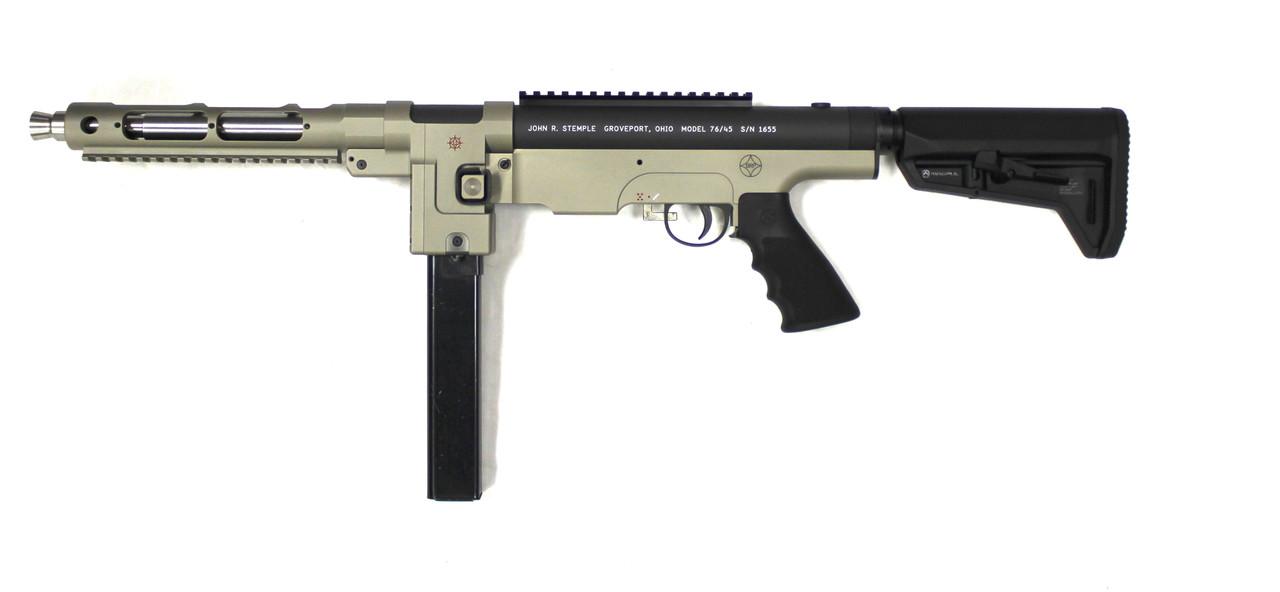 Stemple Takedown Gun (STG)  U45/U9SF Package with Suppressor