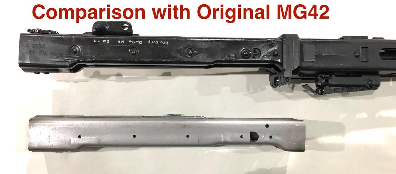MG42 Rear Sheet Metal Kit Welded - 406 mm Long  (FREE Delivery)