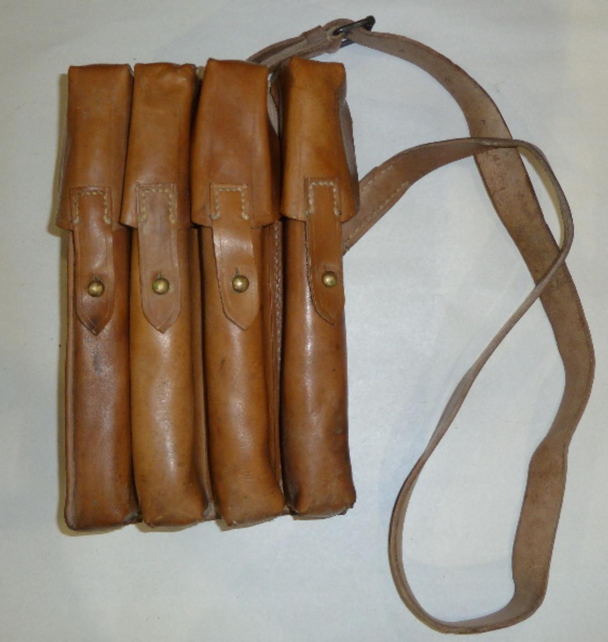 Yugoslavian M49 - M56 Ammo Pouch (Hand Select Grade)