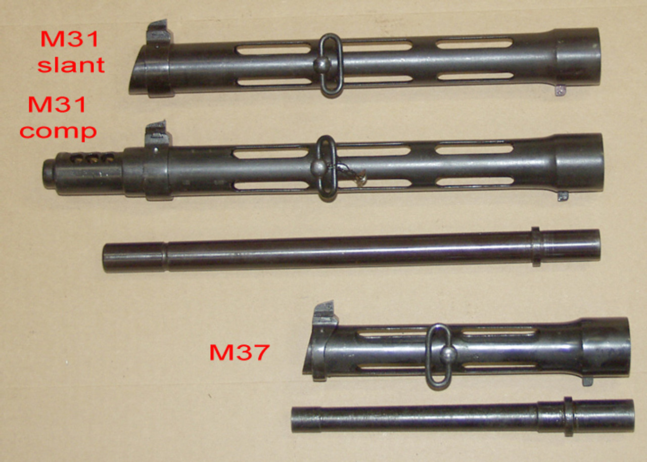 M31 Barrel Shroud - Slant