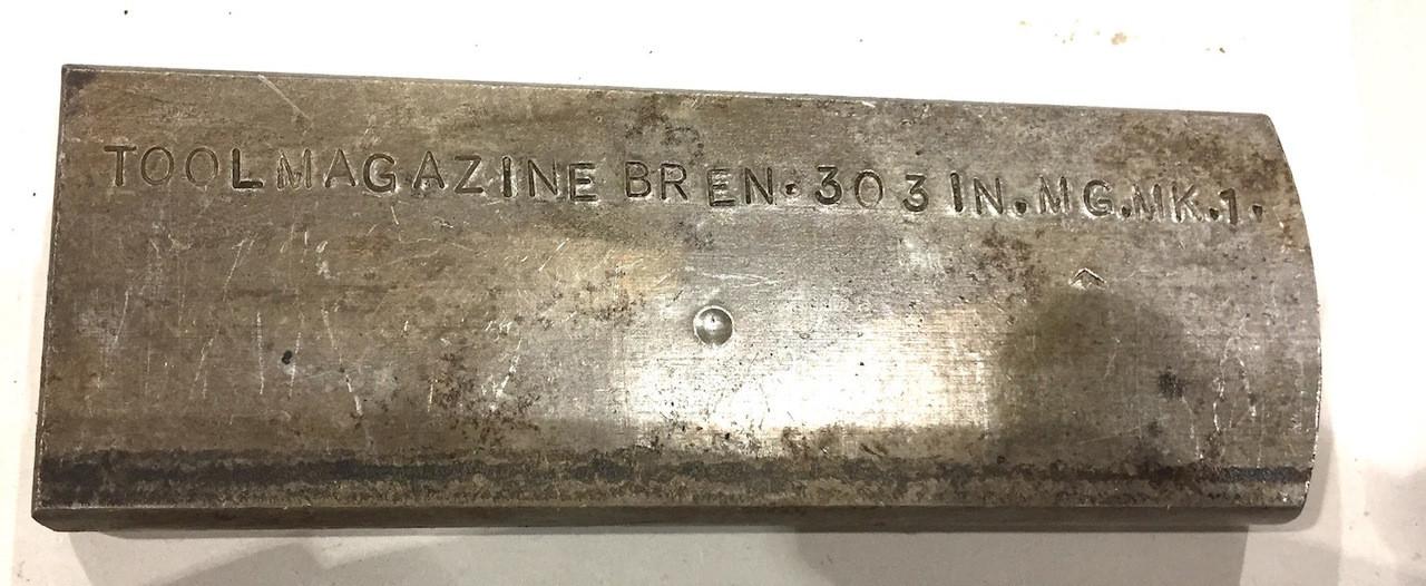 Bren Mag Mandrel & Tool Pkg - low grade