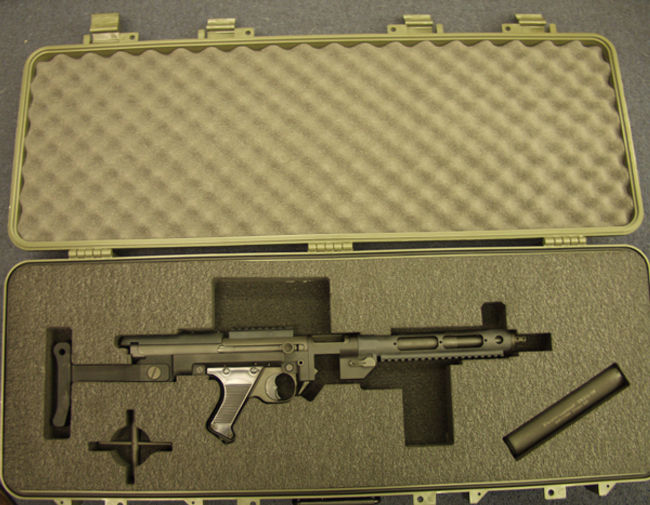 Stemple Takedown Gun (STG)  34k