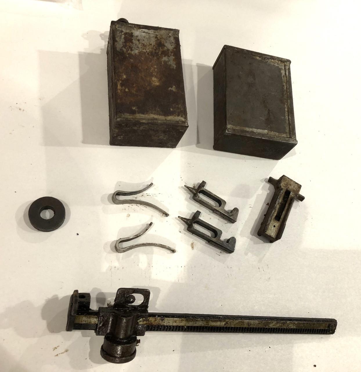 Vickers Parts Lot 072418-01