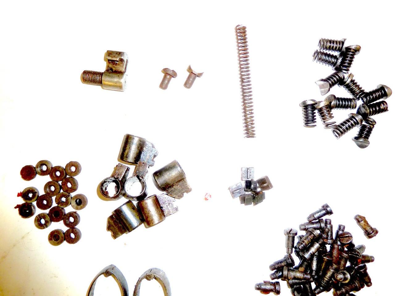 No. 1 Mk 3 Parts Lot (LOW GRADE)