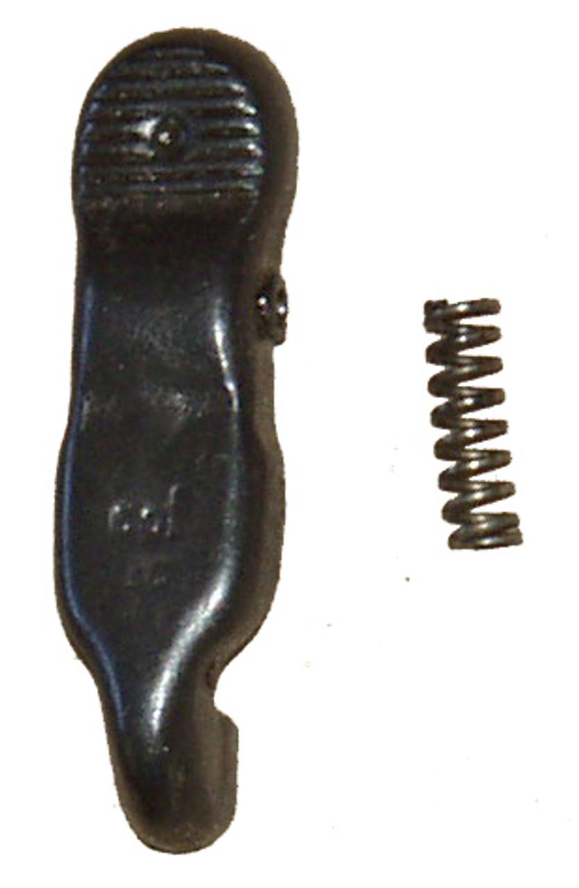 MG42 Buffer Latch Assembly - worn finish