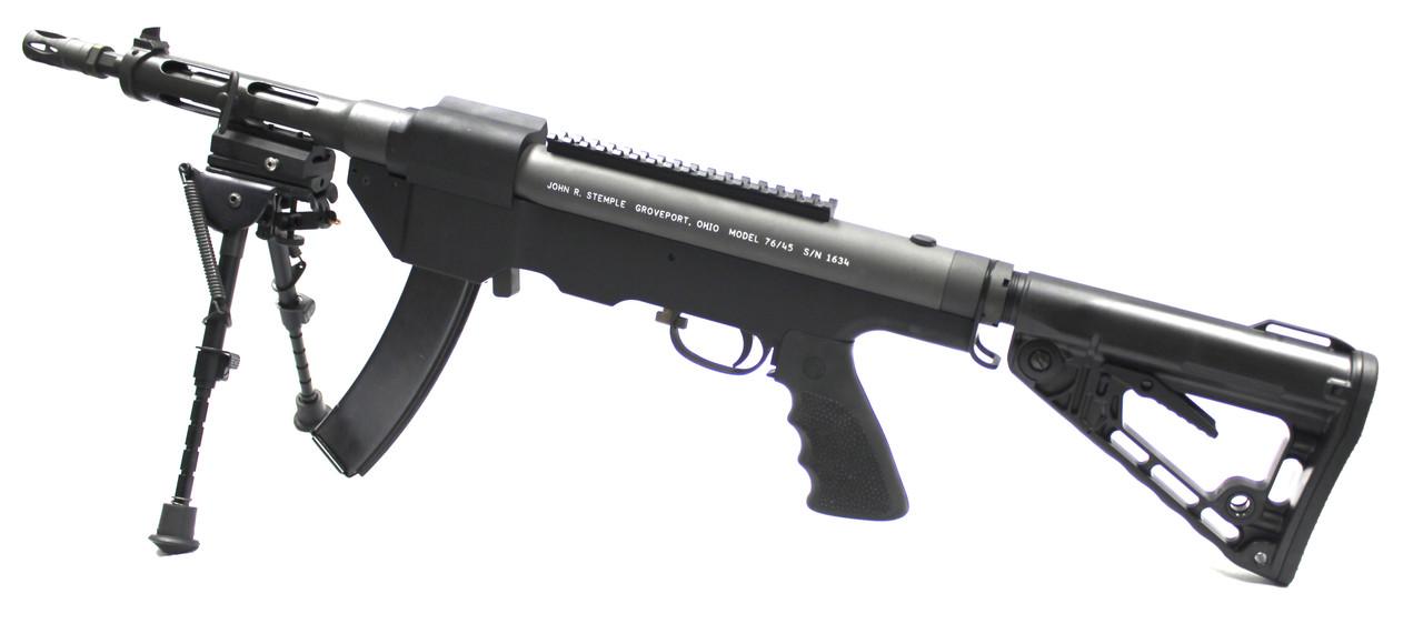 Custom  Stemple 76/45 - 7.62x25mm and 9mm Machine Gun