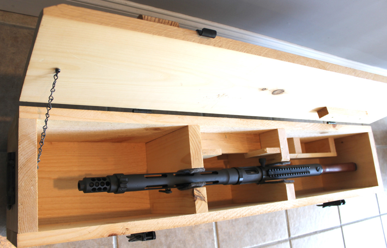 Stemple Takedown Gun (STG)  STG76 - the last one